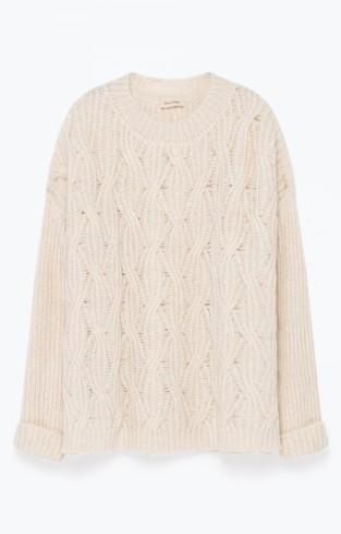 AV sweater