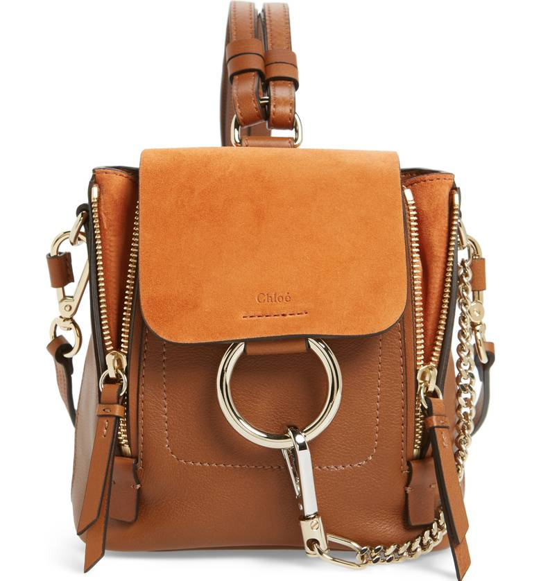 Chloe mini backpack