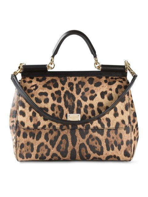Leopard bag Dolce