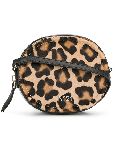 Leopard bag No 21