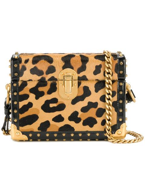 Leopard bag Prada