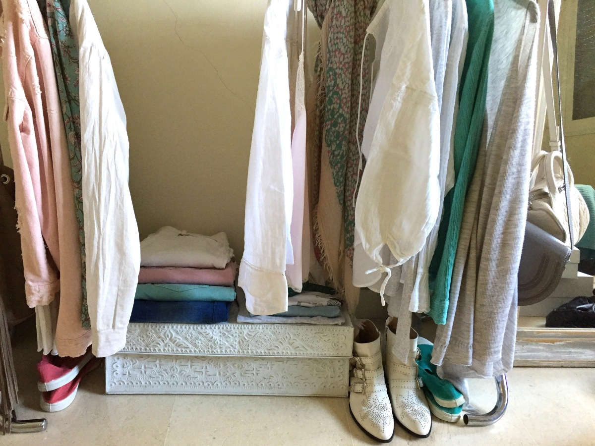 How to Organize your Closet into Stories