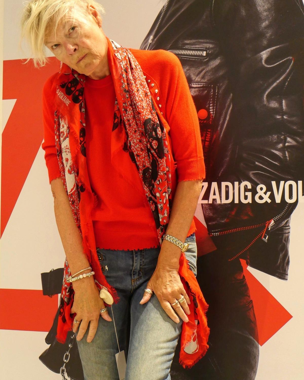 Rockin' Zadig &Voltaire